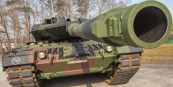 Alman tanklarının çoğu çalışmıyor