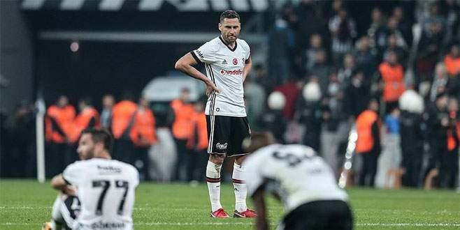 Beşiktaş 0-0 T. M. Akhisarspor
