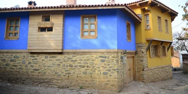 Cumalıkızık'taki restorasyon çalışmalarında sona gelindi
