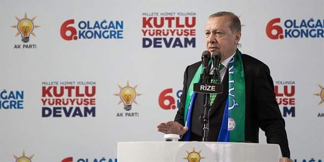 Erdoğan: 'Bazı yanlışlar vardır ki aptallar değil alçaklar yapar'