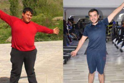 Hırs yapıp 60 kilo verdi! İşte sırrı…