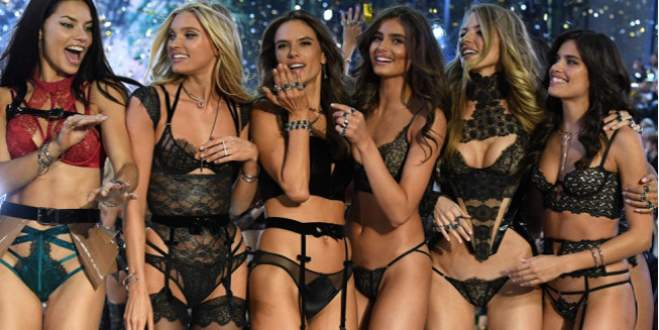Victoria's Secret'ın ilk Türk meleği!