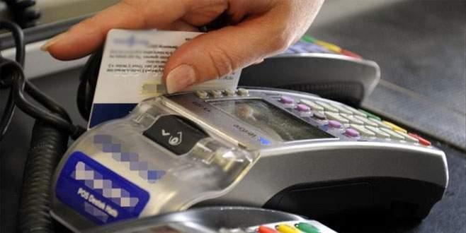 Kredi kartından 1 ayda 53 milyar TL harcadık