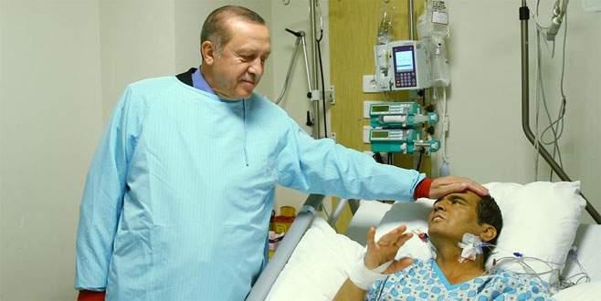 Erdoğan'dan Naim Süleymanoğlu için taziye mesajı