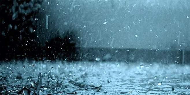 Bursa'ya şiddetli yağış uyarısı
