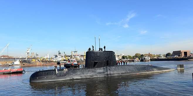 Kayıp denizaltıdan yedi uydu sinyali