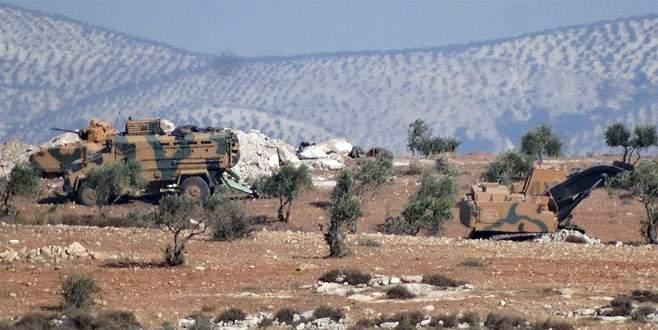 PKK/PYD'den İdlib'deki TSK gözlem noktasına saldırı