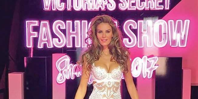 Victoria Secret'ın Türk konuğu