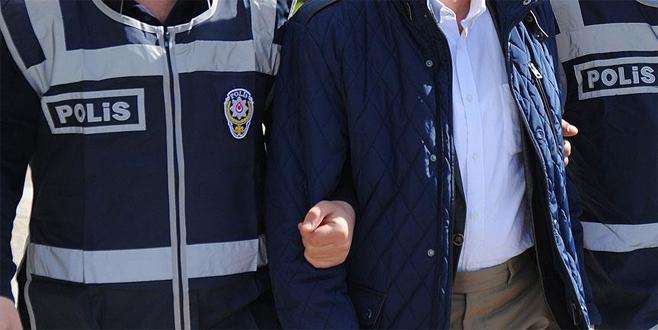 Eski Danıştay görevlisi 10 kişi FETÖ'den yakalandı
