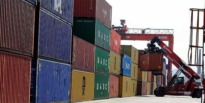 Bursa'nın ihracatı ve ithalatı ekimde arttı