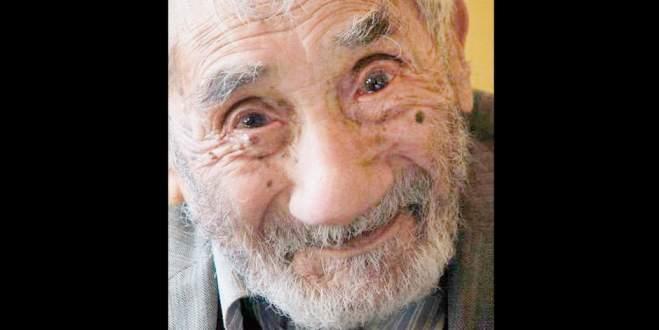 Dünyanın en yaşlı adamı! Dinamitin keşfedildiği yıl doğdu