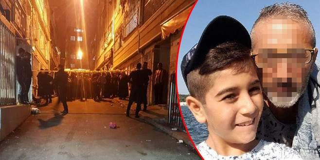 Çocuğunu öldürdüğü iddia edilen baba gözaltına alındı