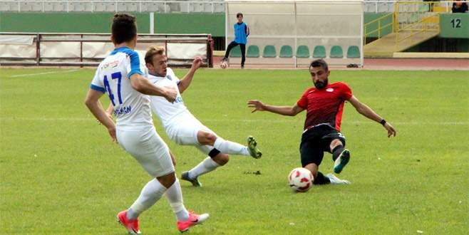 Karacabey Birlik 1 puana razı oldu: 0-0