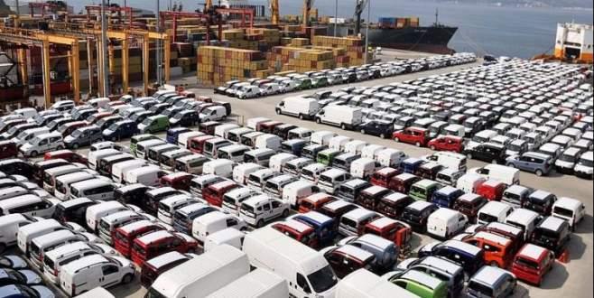 Ekim ayında 2.6 milyar dolarlık otomotiv ihracatı