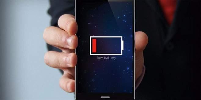 Akıllı telefonların pil ömrünü 2 katına çıkaracak keşif