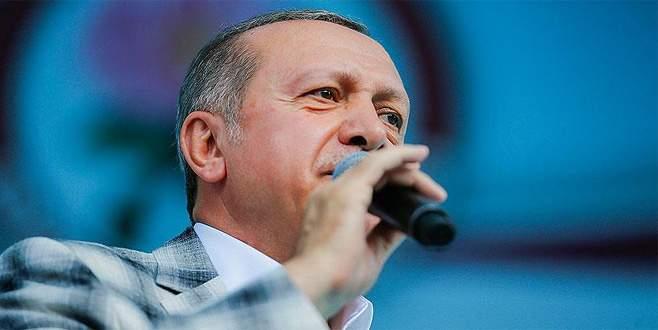 Erdoğan: 'Tüm terör kamplarını yerle bir edeceğiz'