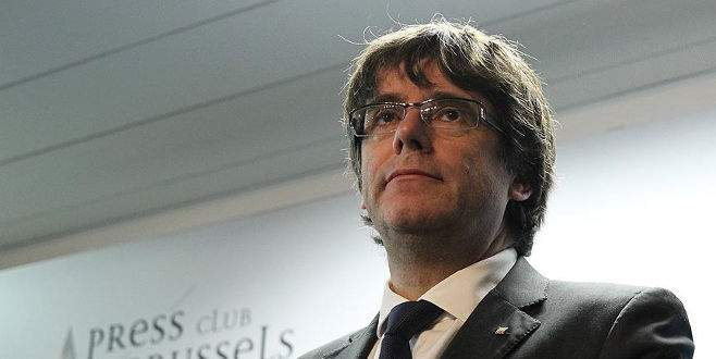 Eski Katalan lider İspanya'ya dönmeyecek