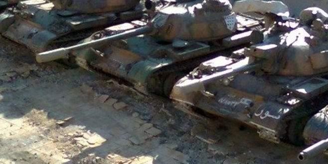 Suriye: Deyrizor DEAŞ'tan temizlendi