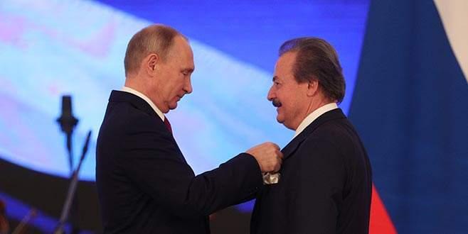 Cavit Çağlar Rus medyasında