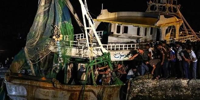 Teknede 26 genç kızın cesedi bulundu