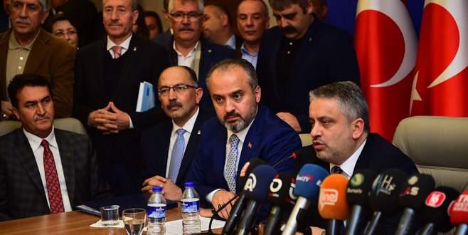 AK Parti resmen açıkladı: 'Adayımız Alinur Aktaş'