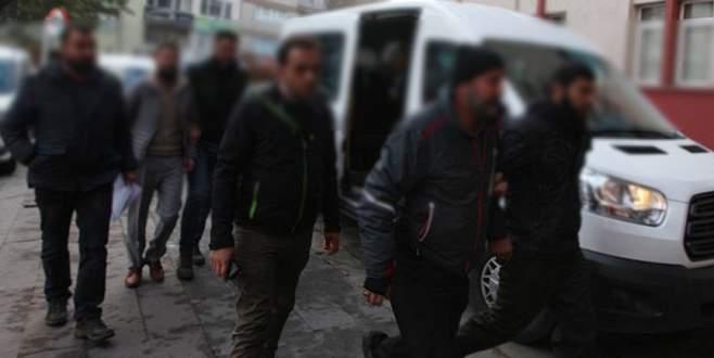 DEAŞ operasyonlarında 283 gözaltı