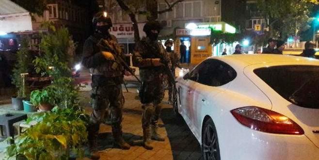 Bursa'da 300 polisle 'huzur' operasyonu