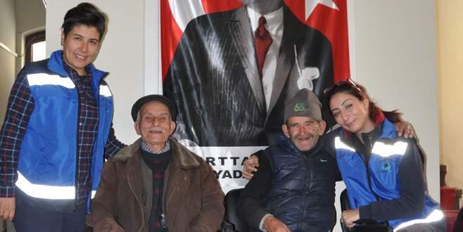 Zeytin Dalı ekibi desteğe devam ediyor