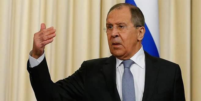 Lavrov'dan Japonya ve Güney Kore'ye uyarı