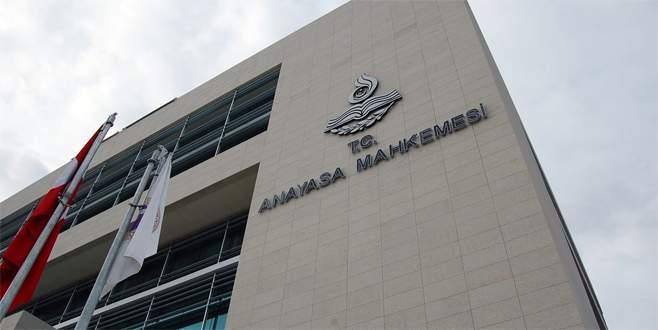 Anayasa Mahkemesi'nden CHP'ye bir şok daha!