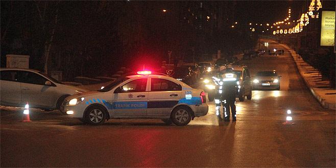 'Canlı bomba' şüphesi polisi alarma geçirdi