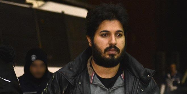 Sarraf'ın ABD'de yalan ifade görüşmesi ortaya çıktı