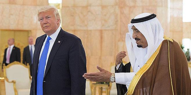 Kral Selman'dan Trump'a Kudüs uyarısı