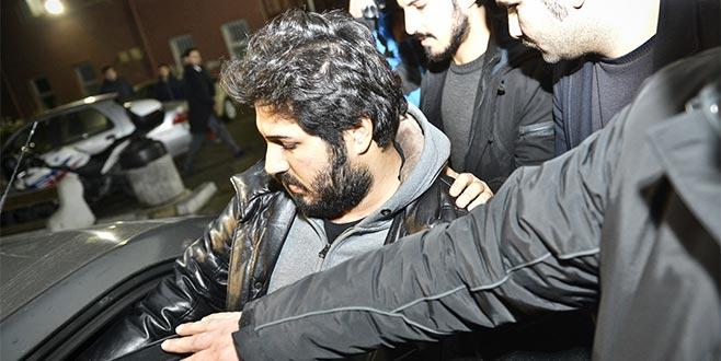 Rıza Sarraf soruşturmasında flaş gelişme