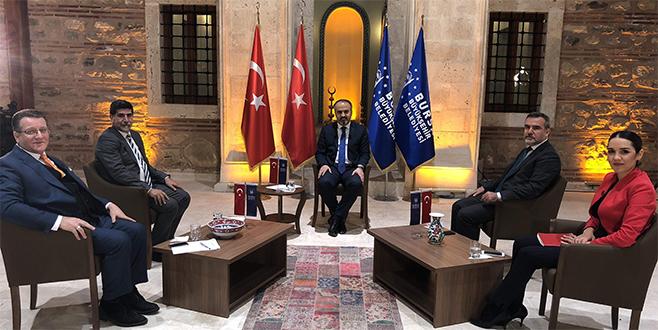 Alinur Aktaş'tan flaş 'Doğanbey' açıklaması