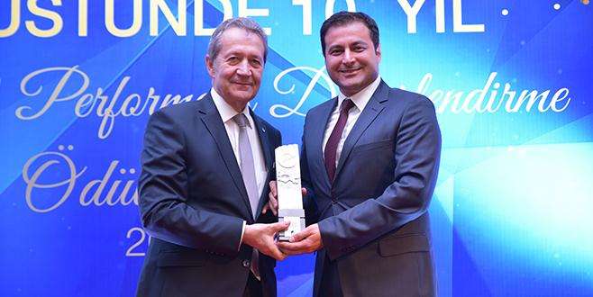 Autoport'a Sektörel Performans Değerlendirme Ödülü