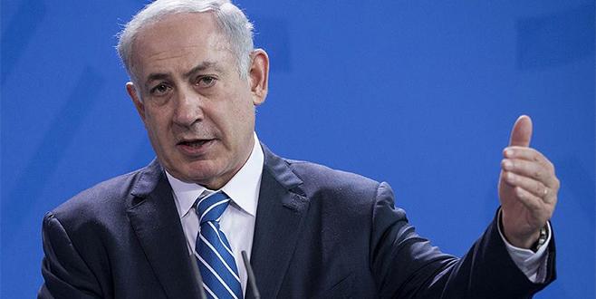 Netanyahu: Bunun zamanı da gelmişti artık