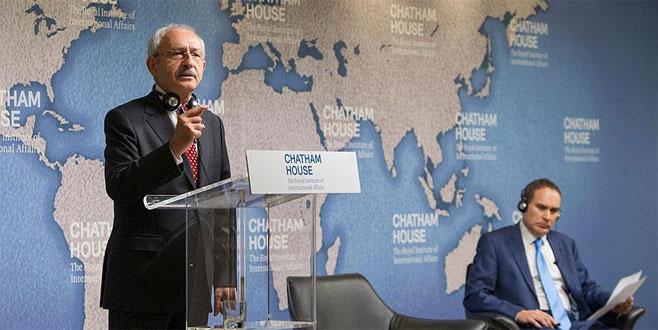 'AB, Türkiye'ye karşı çifte standart uyguluyor'