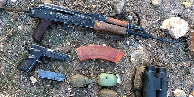 Dargeçit'te 2 PKK'lı öldürüldü