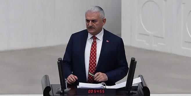 Başbakan'dan 'Süleyman Şah Saygı Karakolu' açıklaması