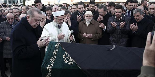 İTO Başkanı son yolculuğuna uğurlandı… Devletin zirvesi cenaze töreninde