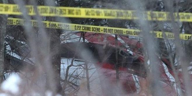 Kanada'da helikopter düştü: 4 ölü