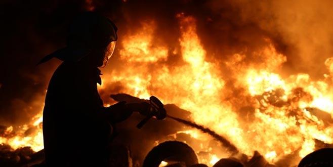 Yangın faciası: 3 çocuk hayatını kaybetti