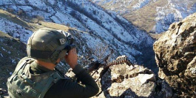 10 köyde PKK'ya yönelik operasyon tamamlandı