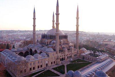 Selimiye'ye 2 milyon ziyaretçi