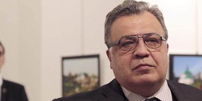 Rusya heyeti Karlov cinayetiyle ilgili Ankara'ya geldi