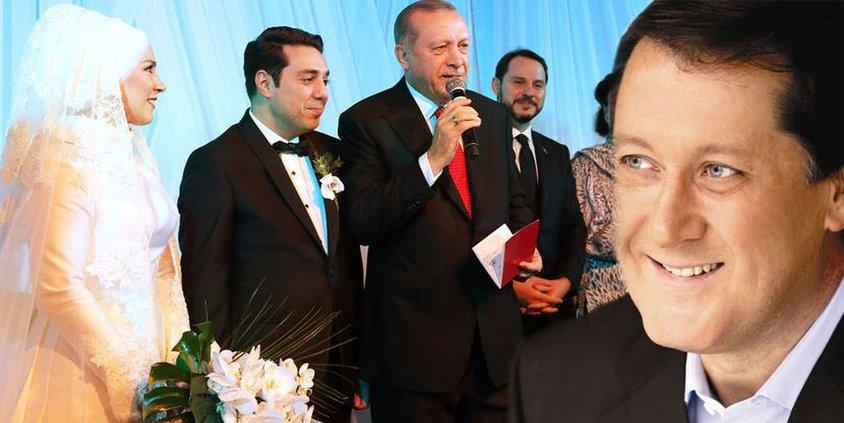 Ahmet Özhan kızını evlendirdi, Cumhurbaşkanı Erdoğan şahitlik etti