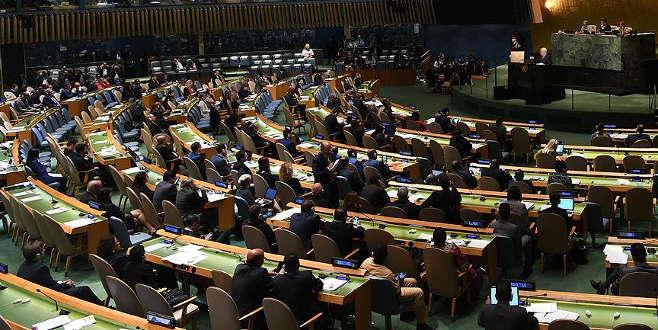 BM'deki Kudüs oylaması öncesi ABD'den üyelere tehdit