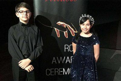 'Harika çocuklar' Roma'da ödüllerini aldı
