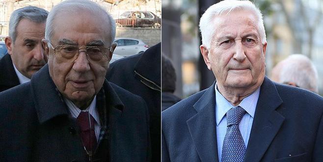 28 Şubat'ın Genel Kurmay Başkanı ve yardımcısına müebbet hapis istemi